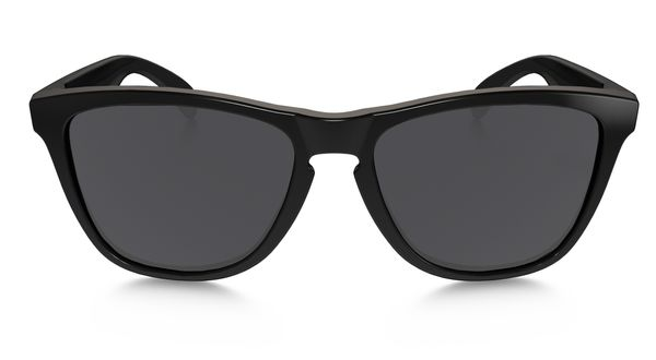Oakley Frogskins - Polished Black - Solbriller (24-306)