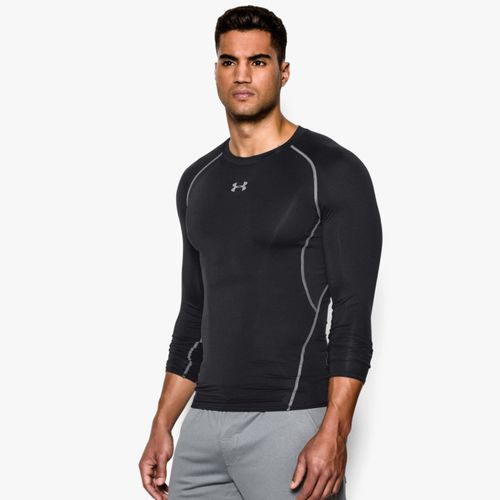 Under Armour Armour Kompresjon - Treningstrøye - Svart (1257471-001-LG)