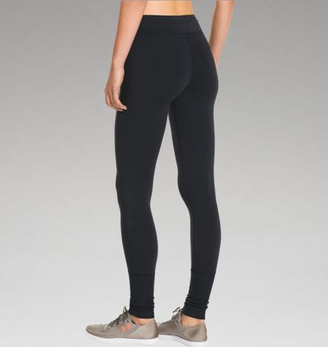 Under Armour ColdGear Infrared Dame - Tights (1248549-001-XS)