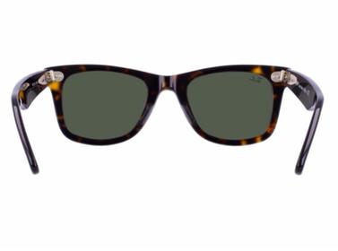 Wayfarer Tortoise - Solbriller - Green