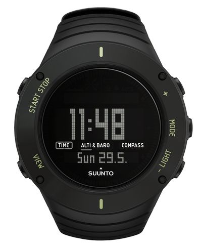 SUUNTO Core - Klokke - Ultimate Black (SS021371000)