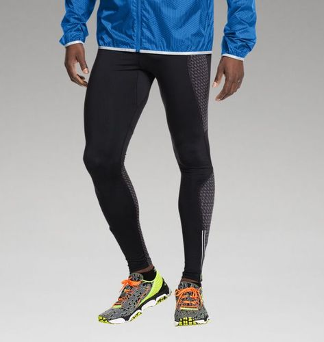 Under Armour Cold Gear Chrome - Tights (1248628-001-S)