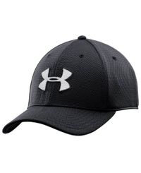 Under Armour Blitzing II - Caps - Svart