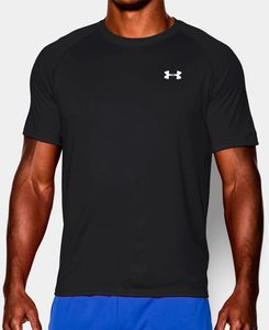 Under Armour Tech - T-skjorte - Svart (1228539-001-M)