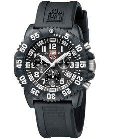 Navy Seal Colormark Chronograph 3081 - Klokke