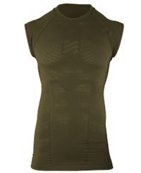 Compressport Tactical Raider - Tank - Olivengrønn
