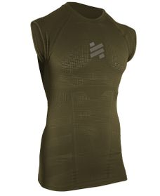Compressport Tactical Raider - Tank - Olivengrønn (TSTC02-TK6060-T3)