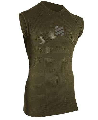 Compressport Tactical Raider - Tank - Olivengrønn (TSTC02-TK6060-T1)