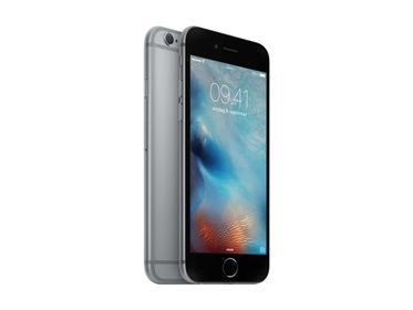 iPhone 6s 16GB - Mobiltelefon - Stellargrå