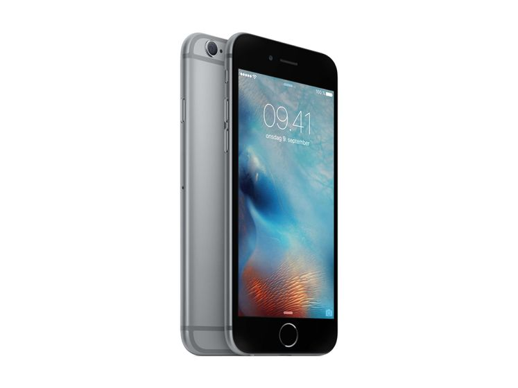 iPhone 6s 64GB - Mobiltelefon - Stellargrå