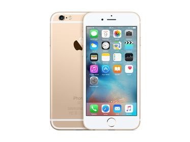 iPhone 6s Plus 128GB - Mobiltelefon - Gull