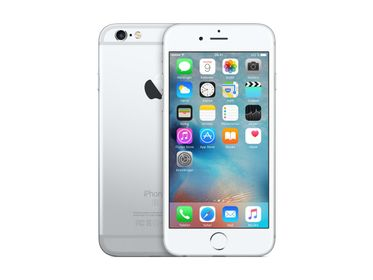 iPhone 6s Plus 128GB - Mobiltelefon - Sølv