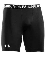 Under Armour HG Sonic Kompresjon - Shorts - Svart (1236237-001)
