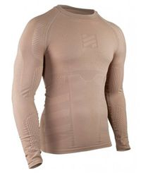 Compressport Tactical Raider - Trøye - Sand