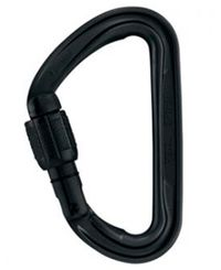 Petzl Spirit Screw-Lock Alu - Karabinkrok