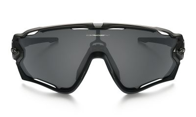 Jawbreaker Polarized - Polished Black - Sportsbriller