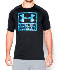 Under Armour Tech Logo - T-skjorte - Svart