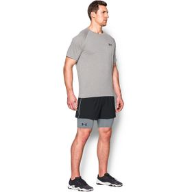 2-in-1 Trainer - Shorts - Svart