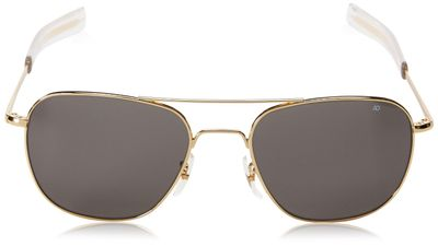 Original Pilot Gold - Solbriller - Polarized Grey