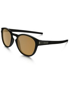 Oakley Latch Black Bronze Polarized - Solbriller (OO9265-07)