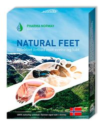 Pharma Norway Natural Feet - Fotbad