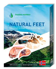 Natural Feet - Fotbad