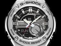 G-Shock Steel 210D - Klokke