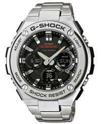 CASIO G-Shock Steel W110D - Klokke