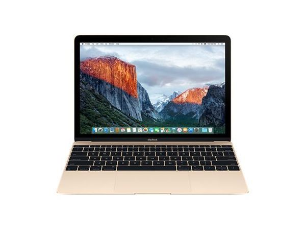 APPLE MacBook 12 1.1GHz/ 8GB/ 256GB/ Gold (MLHE2H/A)
