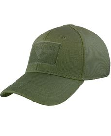 Flex Tactical - Caps - Olivengrønn
