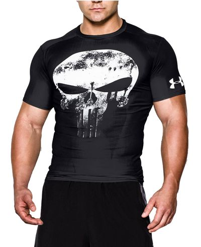 Under Armour Alter Ego Comp - T-skjorte - Punisher Team