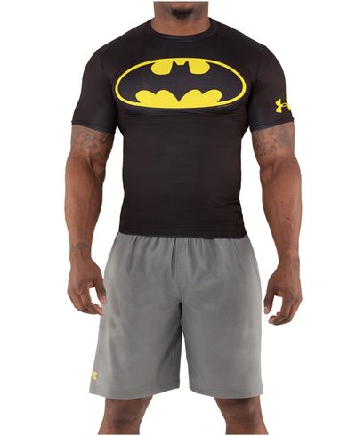 Under Armour Alter Ego Comp - T-skjorte - Batman