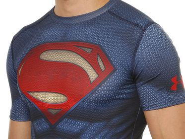 Superman Suit - T-skjorte
