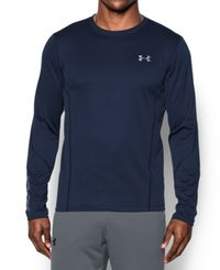 Under Armour ColdGear Infrared Fitted - Trøye - Marineblå