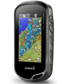 Oregon 750t - GPS