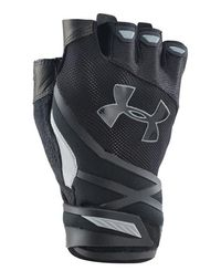 Under Armour Power Trainer Padded - Hansker - Svart