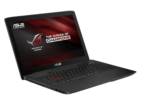 "ASUS ROG GL552VW 15.6"" Full HD matt GeForce GTX960M, Core i5-6300HQ, 8GB RAM,128GB SSD,1 TB HDD, DVD±RW, Win 10 Home (GL552VW-CN691T)"