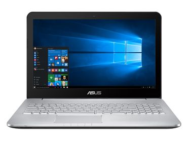 "N552VX 15.6"" Full HD matt GeForce GTX950M, Core i7-6700HQ, 8GB RAM,512GB SSD, DVD±RW, Windows 10 Home"