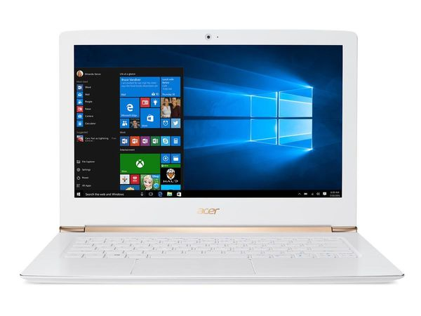 "ACER Aspire S5-371 13.3"" Full HD matt Core i7-6500U, 8GB RAM, 512GB SSD, Windows 10 Home (NX.GCJED.004)"