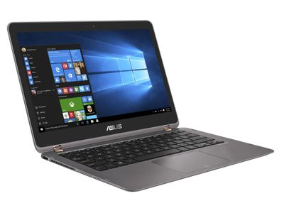 "ASUS ZenBook Flip UX360 13,3"" QHD+ touch Core i7-6500U, 8GB RAM, 512GB SSD, Windows 10 Home (UX360UA-DQ135T)"