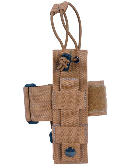 Tac Pouch 2 - Molle - Coyote