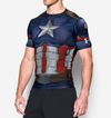 Captain America Suit - T-skjorte