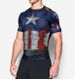 Under Armour Captain America Suit - T-skjorte (1273691-410-L)