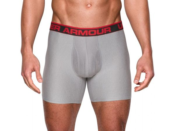 Under Armour The Original 6'' - Boxershorts - Grå (1277238-025-M)