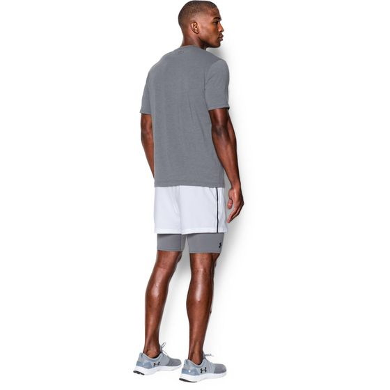 2-in-1 Trainer - Short - Hvit