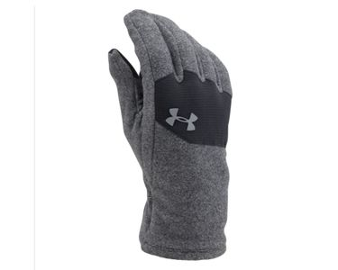 Under Armour Men*s Core Fleece - Hanske (1282764-001-L)