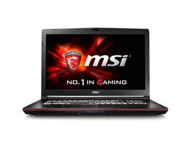 "GP72 17.3"" Full HD matt GeForce GTX960M, Core i7-6700HQ, 16GB RAM,256GB SSD,1TB HDD, DVD±RW, W10 Home"