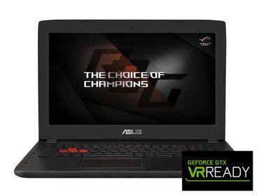 "ROG GL502VS 15.6"" FHD matt GeForce GTX1070, Core i7-6700HQ, 16GB RAM,512GB SSD,Win 10 Home"