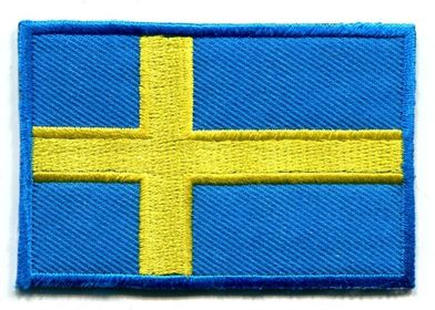 Velcro Swedish - Flagg