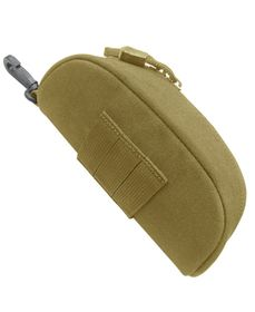 Sunglasses Case - Molle - Khaki